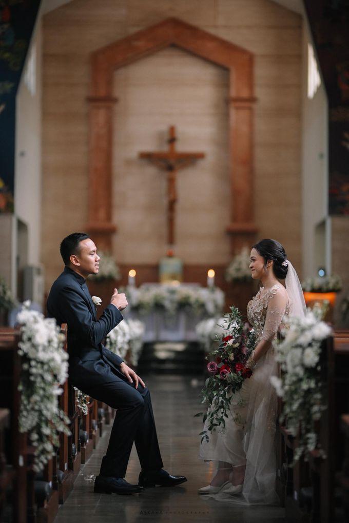 The Wedding of Leobert & Astari by Royal Ambarrukmo Yogyakarta - 008