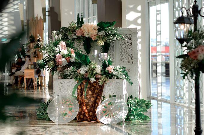 The Wedding of Krisna & Helga by Patron Wedding Organizer Yogyakarta - 011