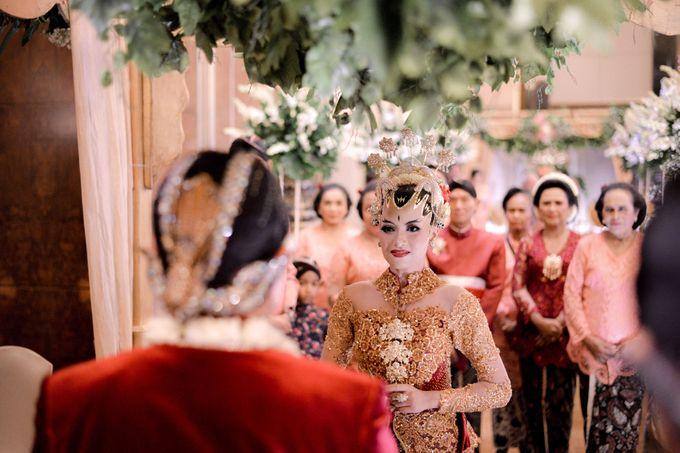 The Wedding of Krisna & Helga by Patron Wedding Organizer Yogyakarta - 004