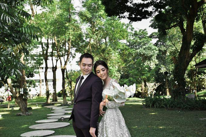The Wedding of Krisna & Helga by Patron Wedding Organizer Yogyakarta - 012