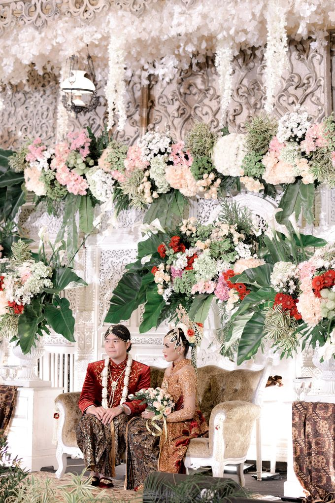 The Wedding of Krisna & Helga by Patron Wedding Organizer Yogyakarta - 006