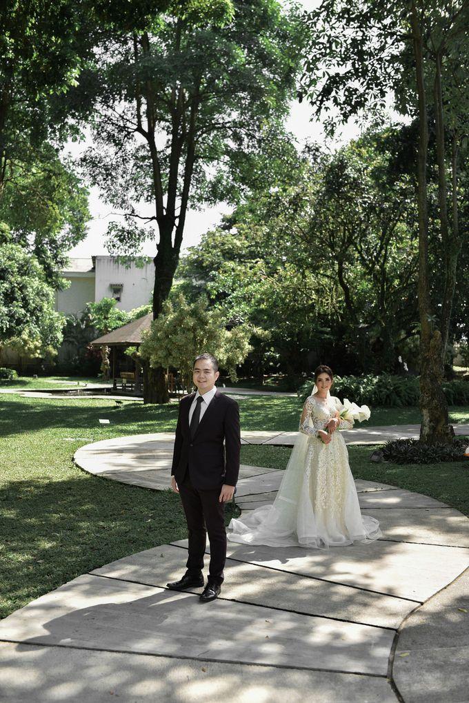 The Wedding of Krisna & Helga by Patron Wedding Organizer Yogyakarta - 013