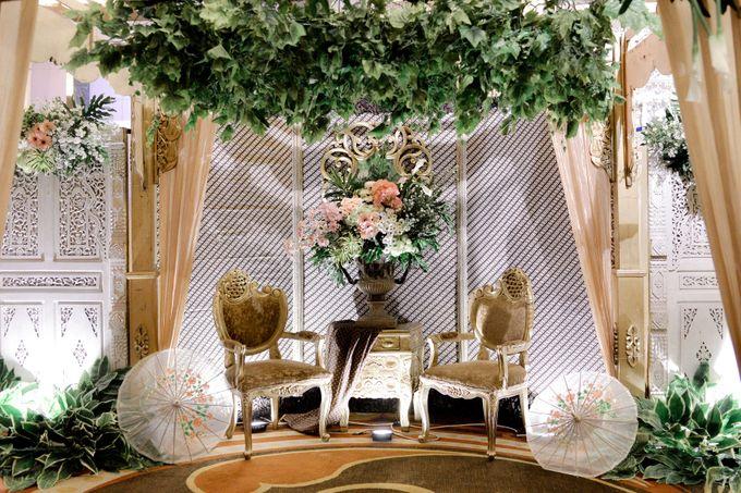 The Wedding of Krisna & Helga by Patron Wedding Organizer Yogyakarta - 010