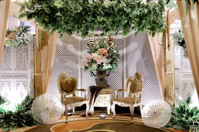 The Wedding of Krisna & Helga by Royal Ambarrukmo Yogyakarta - 010