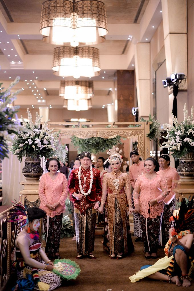 The Wedding of Krisna & Helga by Patron Wedding Organizer Yogyakarta - 005