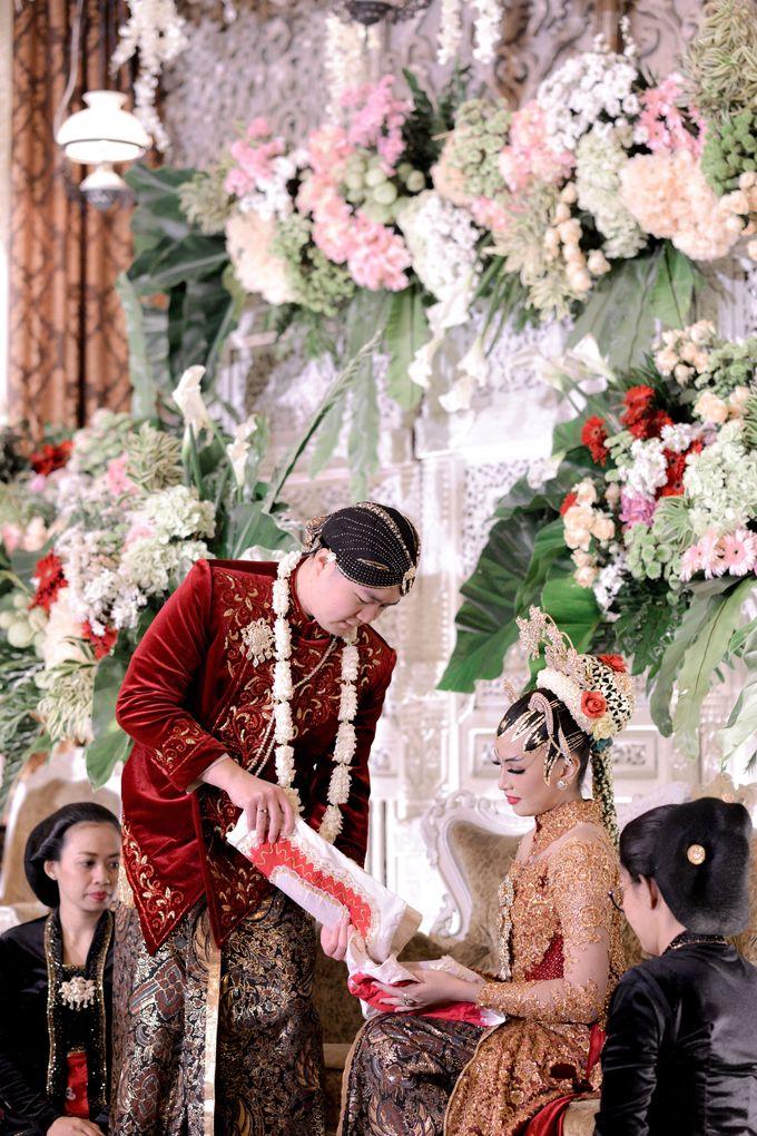 The Wedding of Krisna & Helga by Patron Wedding Organizer Yogyakarta - 001