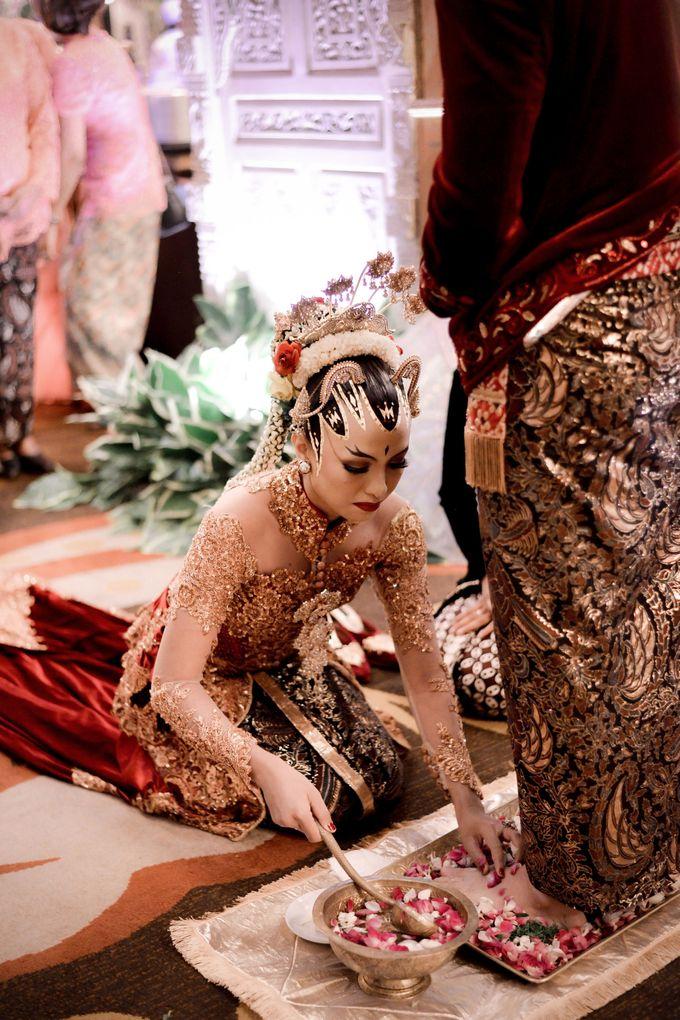 The Wedding of Krisna & Helga by Patron Wedding Organizer Yogyakarta - 003