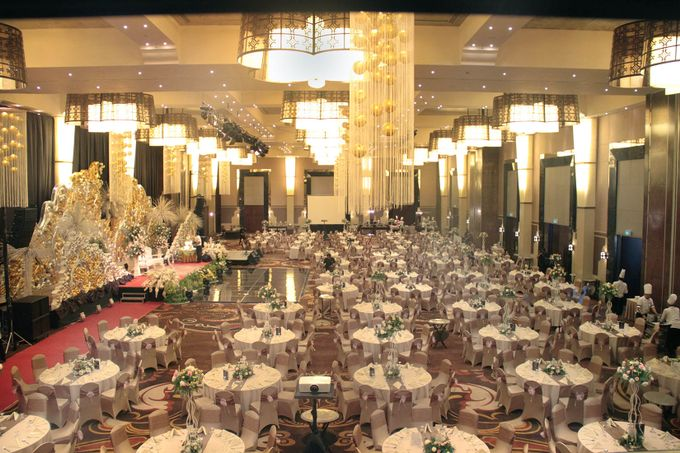 The Kasultanan Ballroom by Royal Ambarrukmo Yogyakarta - 003