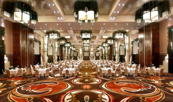 The Kasultanan Ballroom by Royal Ambarrukmo Yogyakarta - 001