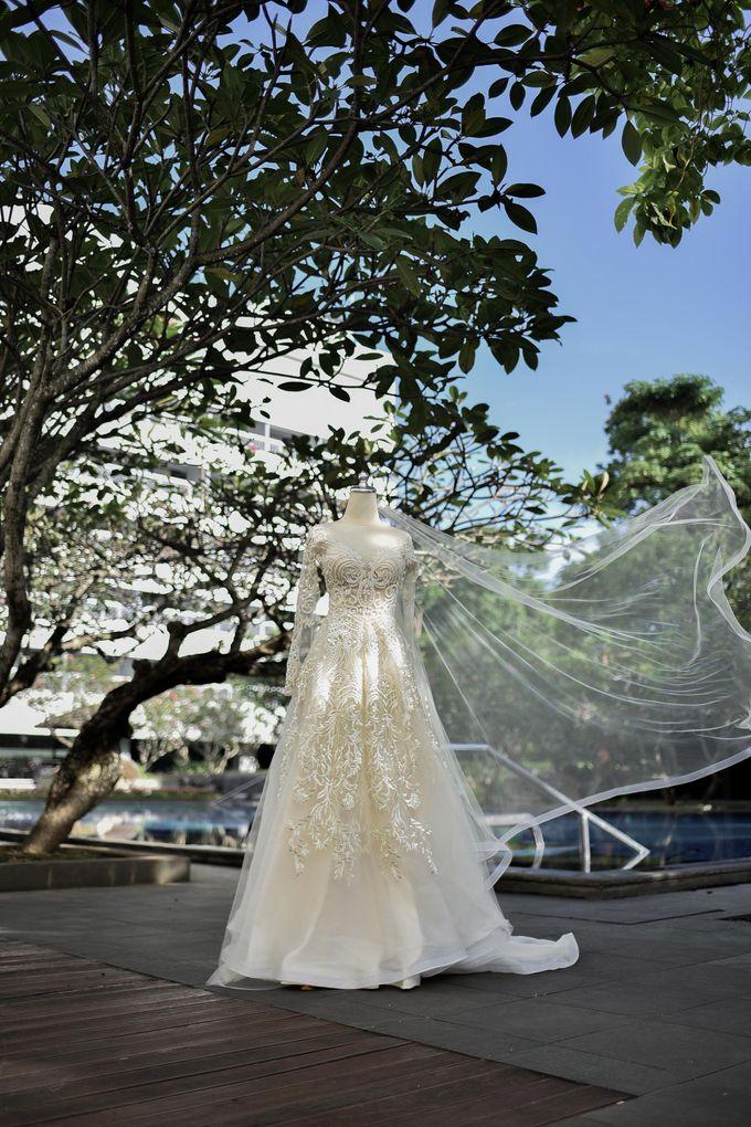 The Wedding of Krisna & Helga by Patron Wedding Organizer Yogyakarta - 014