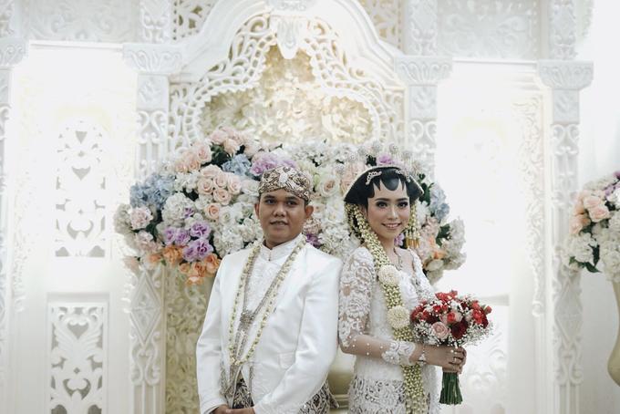 Wedding of Jian Yi & Anissa by AB Photographs - 002