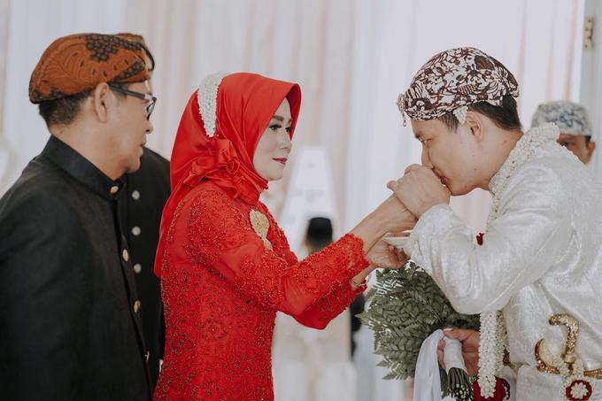 Wedding of Jian Yi & Anissa by AB Photographs - 011