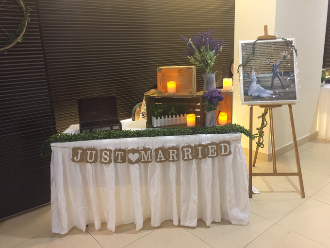 Church Wedding of Bernard & Michelle by Royal Catering Services Pte Ltd - 001