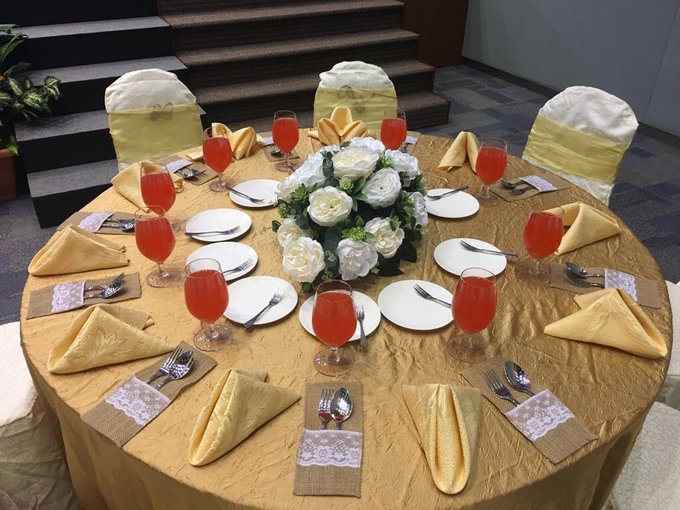 Church Wedding of Bernard & Michelle by Royal Catering Services Pte Ltd - 003