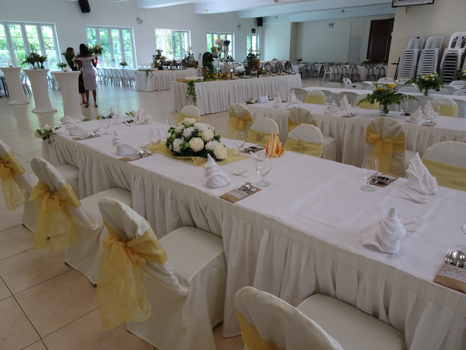 Church Wedding of Morven & Gladies by Royal Catering Services Pte Ltd - 003