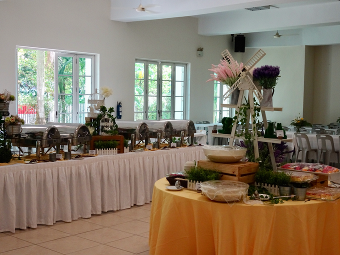 Church Wedding of Morven & Gladies by Royal Catering Services Pte Ltd - 006