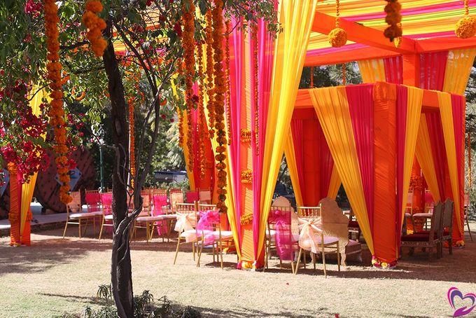 HEENA-SHELESH by Wedding By Neeraj Kamra - 001