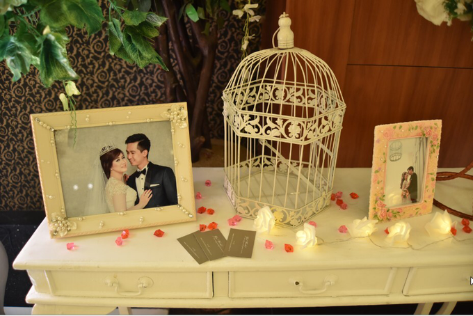 Wedding of Indra & Dian by Tracy Bridal House - 008
