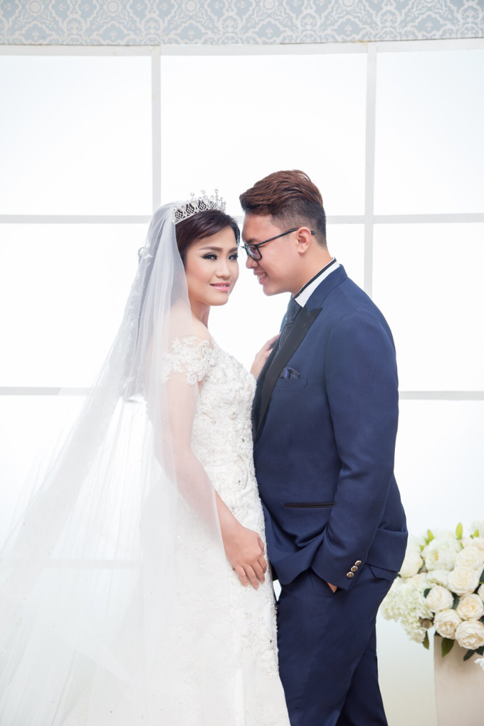 Wedding of Rinaldi & Fillicia by Tracy Bridal House - 009