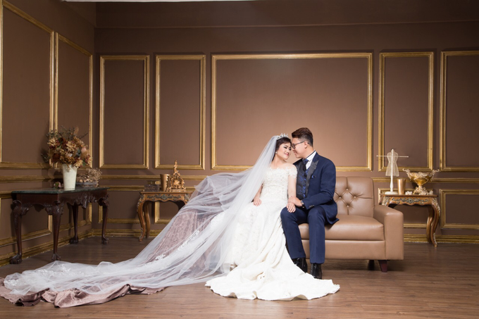 Wedding of Rinaldi & Fillicia by Tracy Bridal House - 013