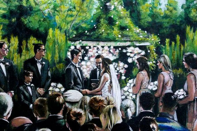 Live Wedding Art by TayloredArt - 004