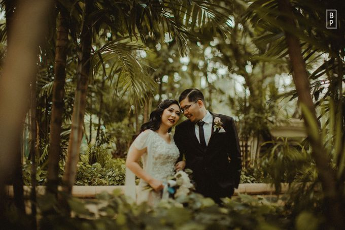 Ramanda & Renate Wedding by Bernardo Pictura - 001