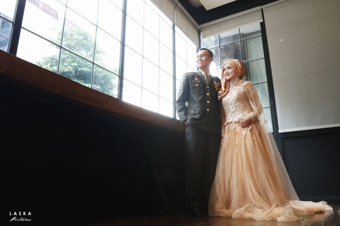WEDDING  OKTO & RIZKA by PRADA WO - 001
