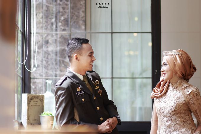 WEDDING  OKTO & RIZKA by PRADA WO - 002