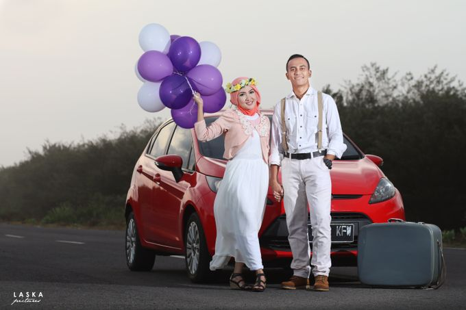 WEDDING  OKTO & RIZKA by PRADA WO - 005