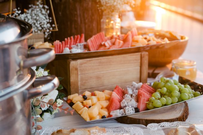 Rustic Burgundy by Manna Pot Catering - 022