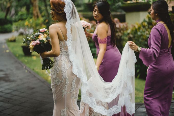 Rain Wont Stop The Love by AMOR ETERNAL BALI WEDDING & EVENTS - 004