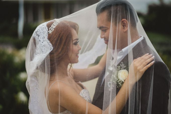 Rain Wont Stop The Love by AMOR ETERNAL BALI WEDDING & EVENTS - 008