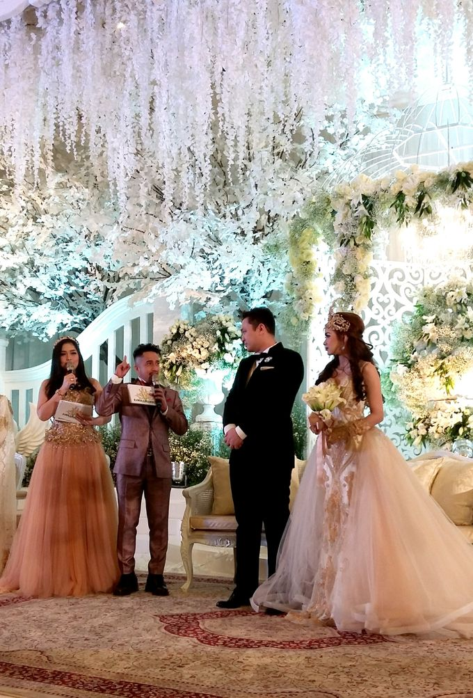 Adiezty Fersa & Gilang Dirga Wedding by Alfabet Catering - 005