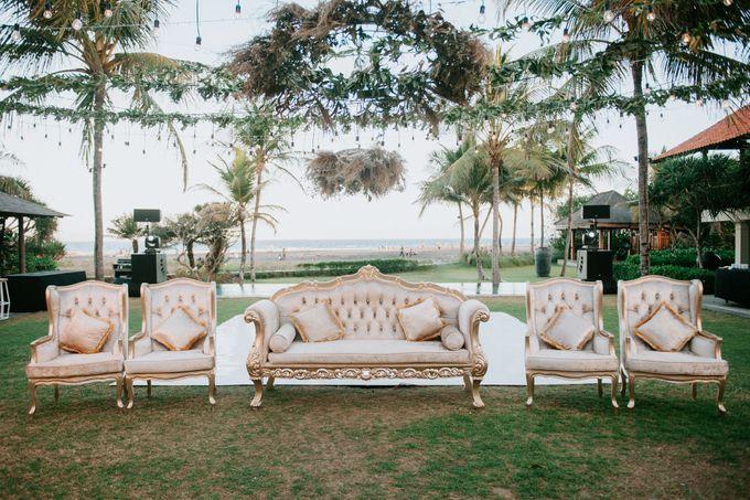 Sana & Salim at Jeeva Saba Villa by d'Oasis Florist & Decoration - 002