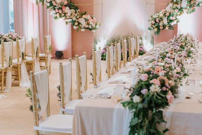 The Wedding of Vincent & Vera by Bali Yes Florist - 009