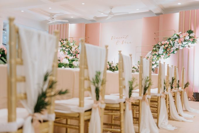 The Wedding of Vincent & Vera by Bali Yes Florist - 011