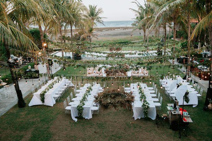 Sana & Salim at Jeeva Saba Villa by d'Oasis Florist & Decoration - 005