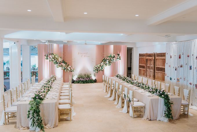 The Wedding of Vincent & Vera by Bali Yes Florist - 013