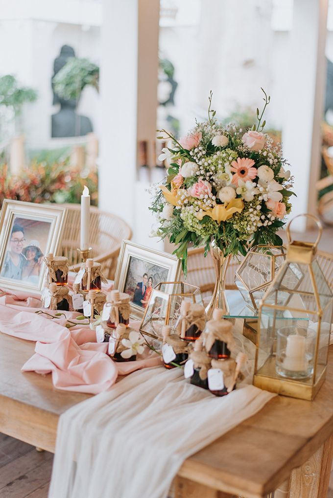 The Wedding of Vincent & Vera by Bali Yes Florist - 006