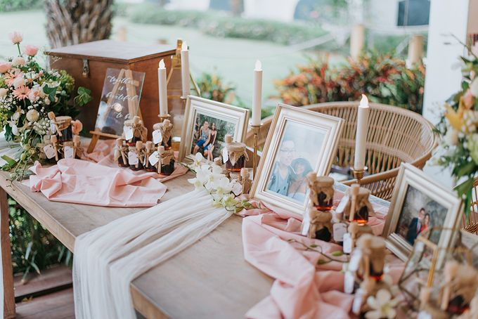 The Wedding of Vincent & Vera by Bali Yes Florist - 005