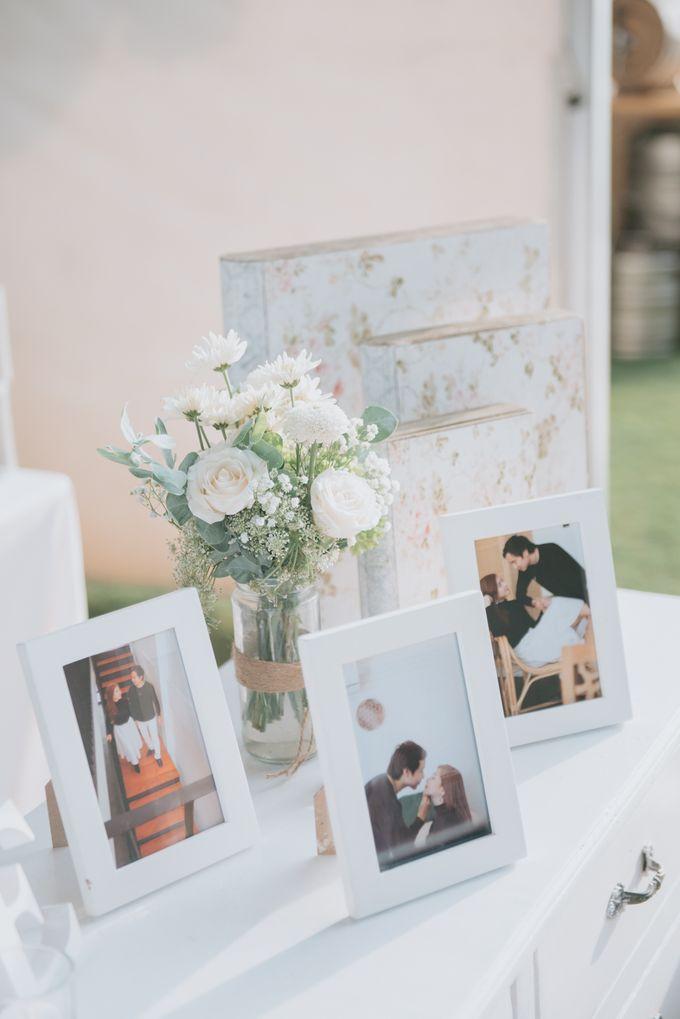Wedding Decoration at Villa Phalosa by d'Oasis Florist & Decoration - 001