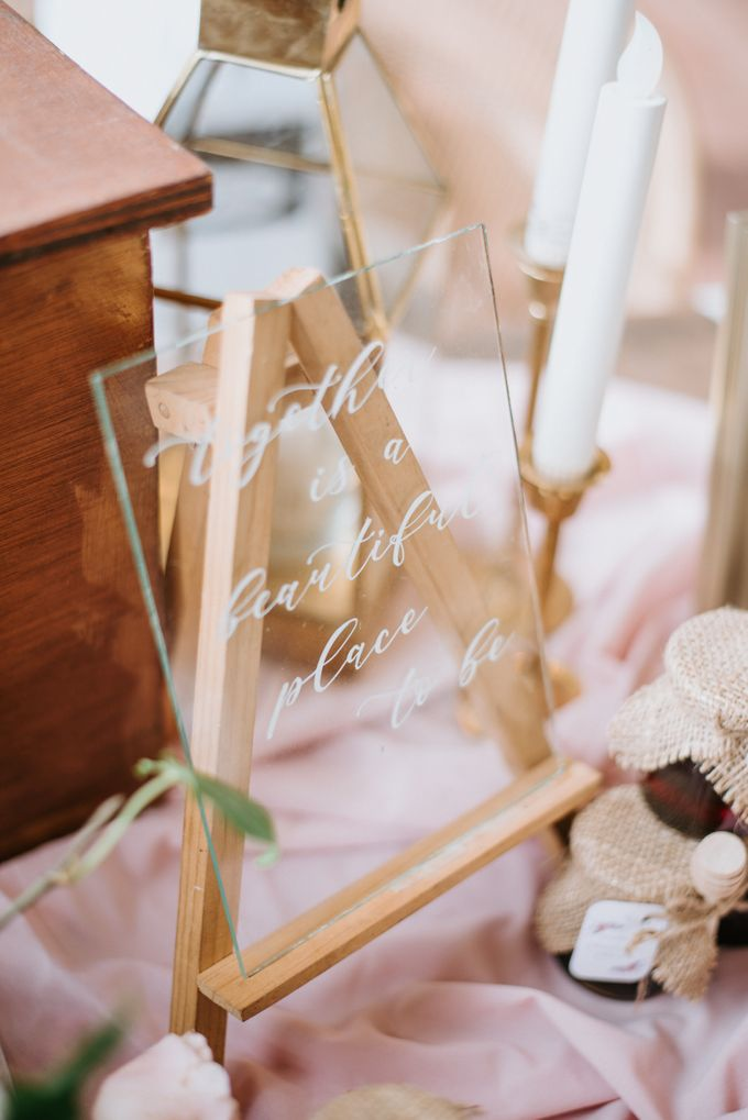 The Wedding of Vincent & Vera by Bali Yes Florist - 003