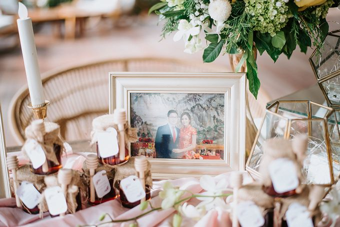 The Wedding of Vincent & Vera by Bali Yes Florist - 004