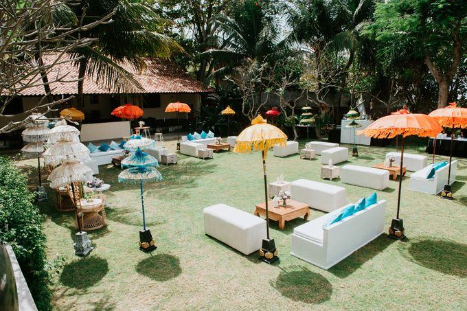 Wedding decor by d'Oasis Florist & Decoration - 005