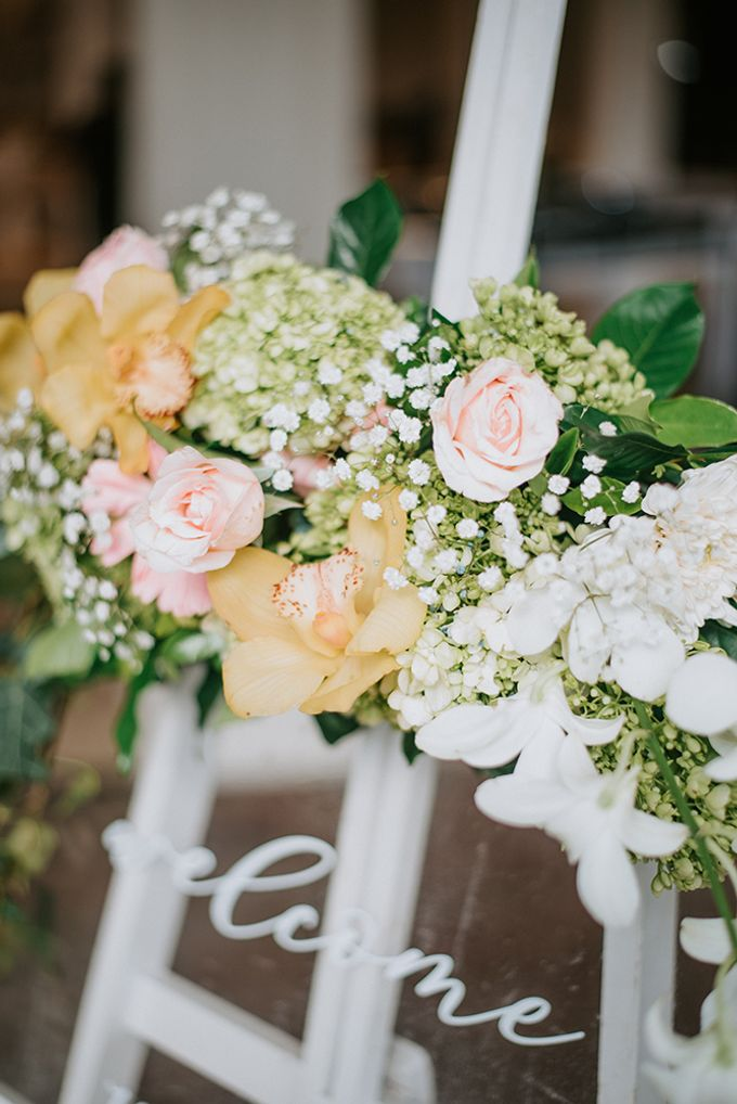 The Wedding of Vincent & Vera by Bali Yes Florist - 002