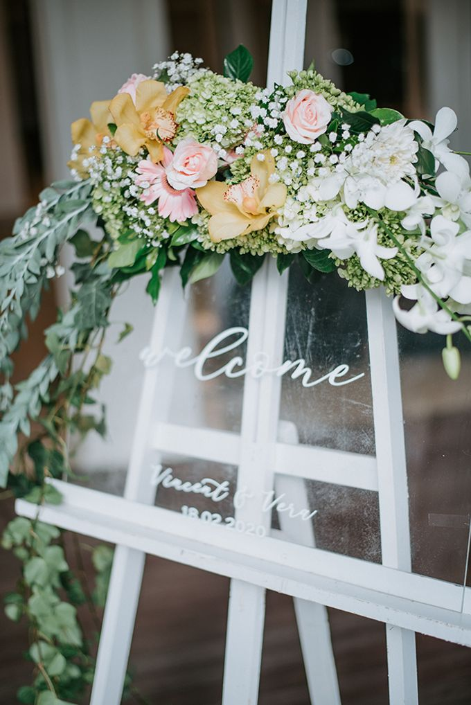 The Wedding of Vincent & Vera by Bali Yes Florist - 001