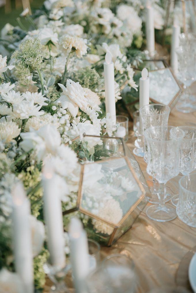 Wedding Decoration at Villa Phalosa by d'Oasis Florist & Decoration - 006