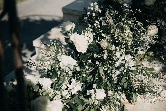 The Wedding of Gina & Region by Red Gardenia - 012