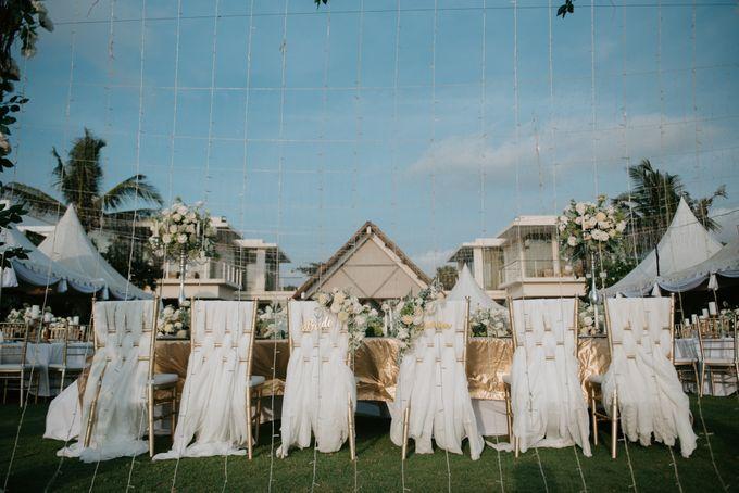 Wedding Decoration at Villa Phalosa by d'Oasis Florist & Decoration - 007