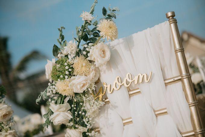 Wedding Decoration at Villa Phalosa by d'Oasis Florist & Decoration - 008